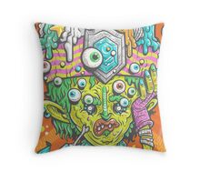 THE DIVINER Throw Pillow