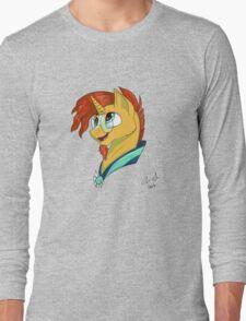 Sunburst Bust! Long Sleeve T-Shirt