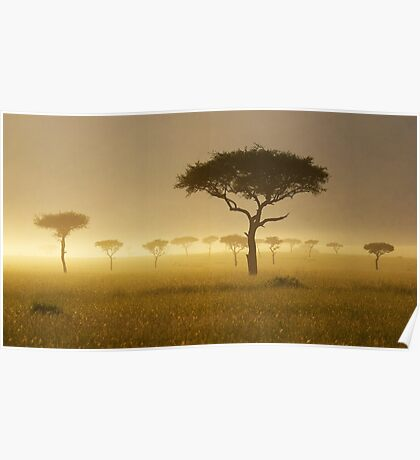 Masai Mara #1 Poster