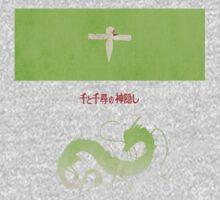 Ghibli Minimalist 'Spirited Away' Baby Tee