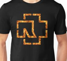 MADE IN GERMANY - flames Unisex T-Shirt