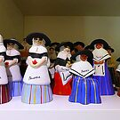 Majorcan Dolls by Fara