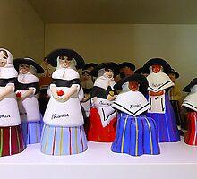 Majorcan Dolls by Fara