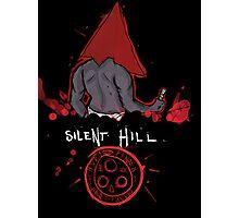 Silent Hill PyramidHead Photographic Print
