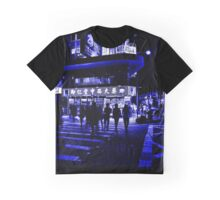 Kowloon Crossing Graphic T-Shirt