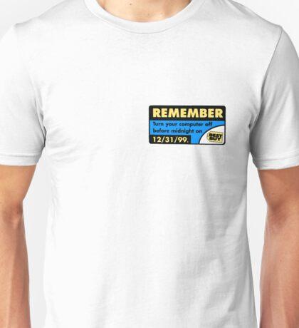 Best Buy Y2K Reminder Unisex T-Shirt