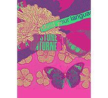 Language Photographic Print