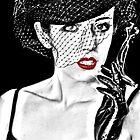 Elegant Whore by Redlight-Art