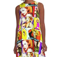 Confide In Me A-Line Dress