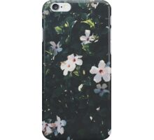 Flowers in the Summer iPhone Case/Skin