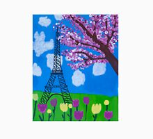 'Eiffel Tower' by Indiana Stensholm (2016) Unisex T-Shirt