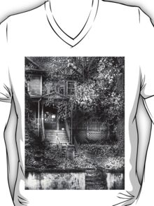 Abandoned and Possibly Haunted T-Shirt