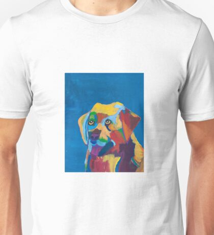 'Dog' by Zoe Nankivell (2016) Unisex T-Shirt