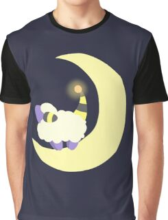 Moon Mareep Graphic T-Shirt