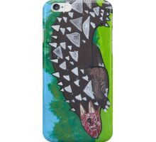 'Ankylosaurus' by Nate Walden (2016) iPhone Case/Skin