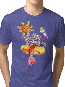 support trainer Tri-blend T-Shirt