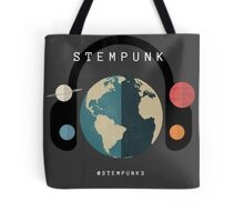 Podcast Planets Tote Bag