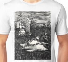 Casual Sprawl Unisex T-Shirt