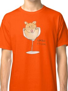 hamster time Classic T-Shirt