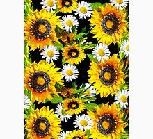 Sunflowers and Daisies Unisex T-Shirt