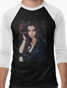 Lauren Jauregui 2016 Men's Baseball ¾ T-Shirt