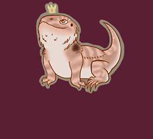 bearded dragon and proud Unisex T-Shirt