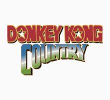 Donkey kong Country tank top by Cyaniiide