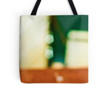 Dock Abstract Tote Bag