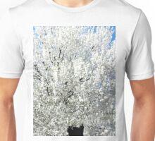 The Snow Tree #2 Unisex T-Shirt