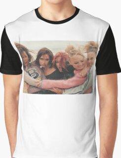 Spice girls 90s  Graphic T-Shirt