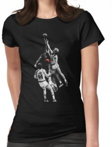 Dr. J Womens Fitted T-Shirt