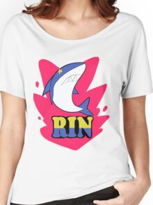 Rin Matsuoka - Splash Free! Club Outfit Design Women's Relaxed Fit T-Shirt