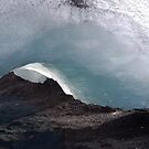 Glacier by nadinecreates