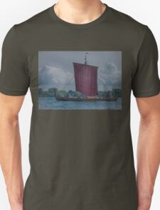The Dragon Harald Harfagre at Toronto's Harbourfront Unisex T-Shirt