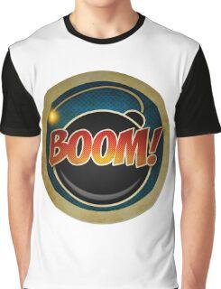 Logo -  BOOM! FX Graphic T-Shirt