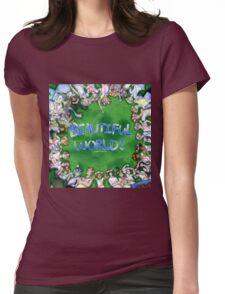 [Hetalia] Beautiful World! #10YrsOfHetalia Womens Fitted T-Shirt