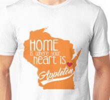 Home is Appleton Unisex T-Shirt
