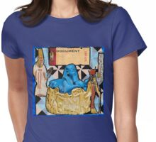 Ancient Document Womens Fitted T-Shirt