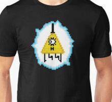 Bill Cipher (8-bit) Unisex T-Shirt