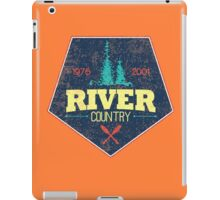 River Country. It used to exist. iPad Case/Skin