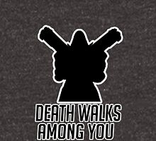 Death Walks Among You Unisex T-Shirt
