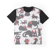 Nichijou - Sakamoto  Graphic T-Shirt