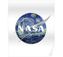 Nasa Starlight Poster