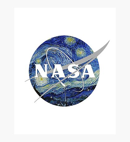 Nasa Starlight Photographic Print