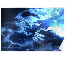 Clouds 10 Poster