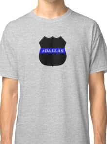 Dallas police shooting victims honored Classic T-Shirt