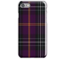 02036 Curnow of Kernow Tartan  iPhone Case/Skin
