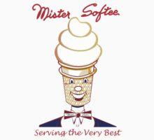 Mister Softee One Piece - Short Sleeve