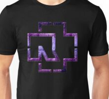 MADE IN GERMANY - violet grunge Unisex T-Shirt