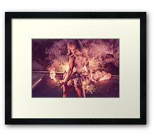 PIPER SPARKS !!! No78-9366  Framed Print